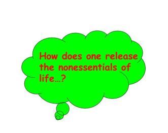 Nonessentials (1)